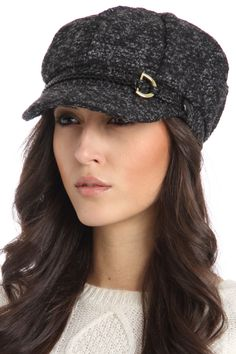 Laylah Hat In Black