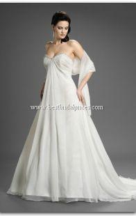Romantic Bridals Maternity Wedding Dresses - Style 4216