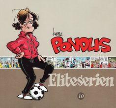 Detaljer for Pondus Eliteserien 2011 (Eliteserien Mario, Comic Books, Comics, Cover, Fictional Characters, Drawing Cartoons, Comic Book, Fantasy Characters, Blankets