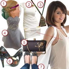 Selena Gomez · DIY The Look · Cut Out + Keep Craft Blog