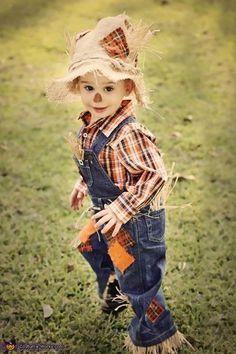 disfraz espantapajaros niño - Buscar con Google