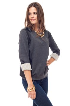 Paulette Pullover Sweater