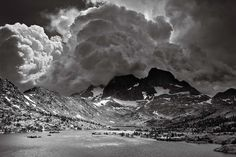 National Geographic Photographer's Stunning Landscapes Pay Tribute to Ansel Adams