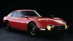 Toyota 2000GT (1967).