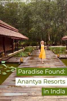 Paradise Found: Why you should stay at Anantya Resorts, a boutique, luxury hotel near Kanyakumari, the southernmost tip of India Travel Destinations In India, India Travel Guide, World Travel Guide, Beautiful Places To Travel, Cool Places To Visit, France Travel, Asia Travel, Kanyakumari, Paradise Found