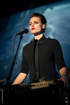 Laibach, Qubus, Oudenaarde 17/09/12 - accreditatie http://www.peek-a-boo-magazine.be by marquis(pi)X, via Flickr