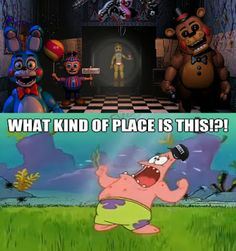 YOUR WORST NIGHTMARE!!!! I actually think that fnaf 2 was the best because it added more difficulty but not too much so you understand