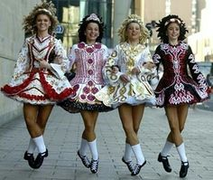 Irish dancers If you'd like to watch a short video or like more information about Ireland, please visit my website at www.alittlebitofireland.com | Pinterest …
