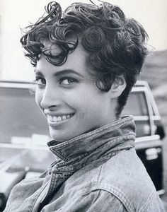 Christy Turlington by Arthur Elgort