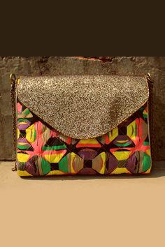 Glitter Flap Satchel, Sling Bags, Designer, Latest, Online