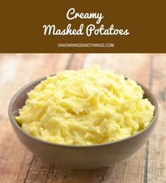 Creamy Garlic Mashed Potatoes is the perfect side dish for your holiday roasts. Creamy, buttery and bursting with garlicky flavors, it's sure to be the star of your festivities.