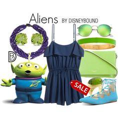 Disney Bound - Aliens (Temporary Sale Items)