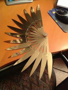 Knife Fan #2
