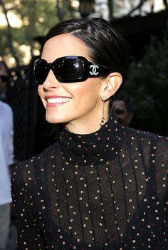 Timeless Chanel sunglasses