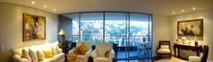 #ambiente #espacio #decoración #arte #latinoameria Decorative Paintings, South America, Curtains, Sculpture, Home Decor, Space, Art, Blinds, Decoration Home