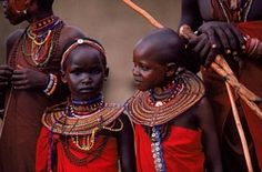 I so want to visit a Masai villiage!  I know I will totally fall in love with the people!