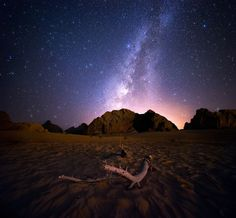 Milky Way by Ali Alawiedi on Milky Way, Astronomy, Northern Lights, Nature, Ali, Photography, Travel, Naturaleza, Photograph