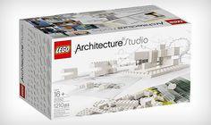 Voor wie van architectuur houdt: LEGO Architecture Studio