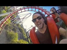 """The Goodnight take their GoPro on the road in the action packed music video for their single """"Back to Life."""""""