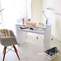 Home Beauty Salon, Beauty Salon Decor, Beauty Salon Interior, Beauty Salon Design, Salon Interior Design, Nail Salon And Spa, Home Nail Salon, Nail Salon Design, Nail Salon Decor