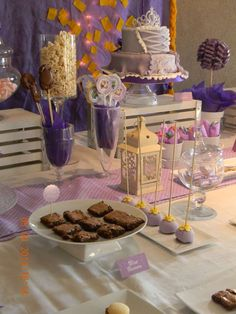 Princess Birthday Party Ideas   Photo 1 of 24   Catch My Party