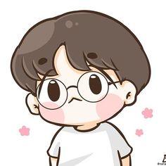น้องแว่น👓 #baekhyun Chanbaek Fanart, Baekhyun Fanart, Kpop Fanart, Exo Anime, Anime Chibi, Anime Art, Kawaii Drawings, Cartoon Drawings, Exo Cartoon