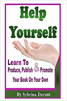 "Do you have a #book in you? Do you want to let it out and offer it to the public for sale? You can produce, publish and promote your book on your own with absolutely no cost.  This instruction book will show you how to do it all by yourself. And believe me, you will find there is nothing more beneficial than knowing how to ""help yourself""."