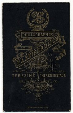 F. A. Zeiberdlich, Terezín