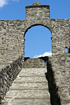Toscana Pontremoli MS - castello del Piagnaro #TuscanyAgriturismoGiratola
