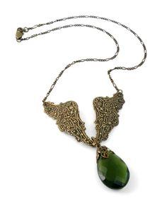 Vintaj Brass Mythical Wing Left : Bead Inspirations!, Vintaj Brass, Bead Kits, Metal Stamping & More!