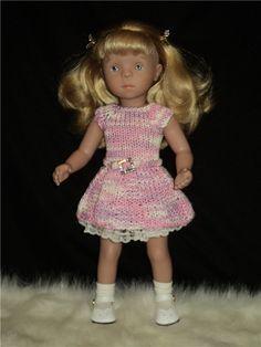 Кого же Ника встретила в саду? Или исполнение желания, еще одного. Куколка Миношечка. Продолжение / Одежда и обувь для кукол - своими руками и не только / Бэйбики. Куклы фото. Одежда для кукол