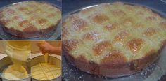 Ya la veia hasta en mis sueños y la tube que hacer Torta Matera con solo eses ingredientes   Receitas Soberanas Custard, Apple Pie, Cooking Recipes, Cake, Desserts, Food, Gastronomia, Few Ingredient Desserts, Moist Cakes