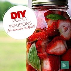 vodka infusions