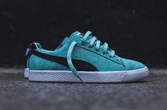http://SneakersCartel.com Diamond Supply Co. x Puma Clyde 'Tiffany Blue' Available Now #sneakers #shoes #kicks #jordan #lebron #nba #nike #adidas #reebok #airjordan #sneakerhead #fashion #sneakerscartel