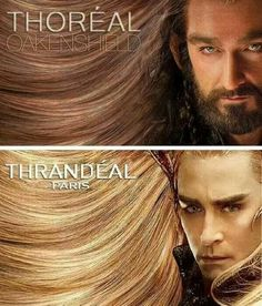 the hobbit, thranduil, and funny image Fili Et Kili, Le Hobbit Thorin, Gandalf, Tauriel, Jrr Tolkien, Aragorn, Movie Memes, Funny Memes, Thorin Oakenshield