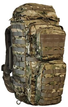 Multicam Eberlestock FAC Track Pack | Military Bags | Military Luggage