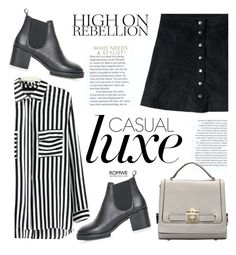 """Casual is top!"" by karicarmina ❤ liked on Polyvore featuring moda, Abercrombie & Fitch e Topshop"