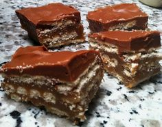 Crunchers - A Swirl of chocolate, brown sugar, peanut butter, butterscotch and crackers - go ahead, I bet you can't eat just one! Crunchers - oozing pure LOVE just in time for ValentinesMake a...