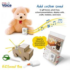 Voice Record Playback Module Sound Board 120 Second for Toy Gift Accessaries