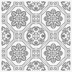 It's a #wednesdaypattern double bill, and it's yet another tile print inspired by my recent travels to Portugal - I promise I will do different patterns sometime soon! #tile #pattern #patterns #tiles #design #designer #portugal #lisbon #sintra #illustration #illustrator #sketch #creative #creativelife #creativelifestyle #drawing #floral #classic #artsandcrafts #mediterranean #blackandwhite #holiday #wacom #affinitydesigner #Regram via @workovereasy