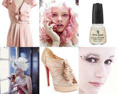 The Hunger Games Character Inspiration: Effie Trinket   #TheSweetNest #HungerGames #Mockingjay