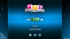 WORDFIX Word Game - new fun free word game for Android and Windows Free Word Games, Start Screen, Google Play, Games To Play, Funny Jokes, Android, Windows, Words, Husky Jokes