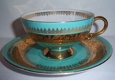 Vintage RRW Bavaria Fine China Set Tea Cup