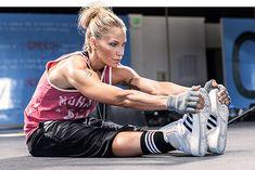 Bodybuilding.com - Ashley Conrad's 21-Day Clutch Cut, Day 1