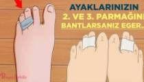 Ayak parmaklarınızın 2. ve 3. parmağını bantlayınca bakın neler oluyor? Memes, Health, Masks, Health Care, Animal Jokes, Healthy, Meme, Salud