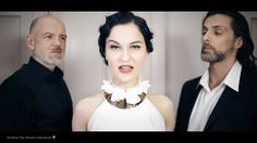 """CARDS-TheDevil'sPlaybook"" by SUPÉRIEUR feat. Nina de Lianin (Video-Vers..."