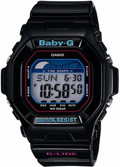 Casio Baby-G G-LIDE Lady's Watch BLX-5600-1JF (Japan Import) * Check out this great product.