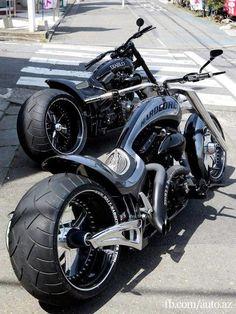 Custom Bike Harley style