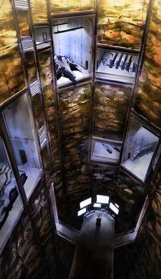 Batcave by docslav