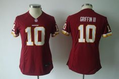Womens Nike NFL Jerseys Washington Redskins Robert Griffin III #10 Red,discount   Womens Nike NFL Jerseys Washington Redskins,    buy Womens Nike NFL Jerseys Washington Redskins,shop Womens Nike NFL Jerseys Washington Redskins , Womens Nike NFL Jerseys Washington Redskins for sale,Womens Nike NFL   Jerseys  Jacksonville Jaguars sale,    wholesale Washington Redskins NFL Womens Nike JERSEYS,NEW Womens Nike Washington Redskins NFL JERSEYS